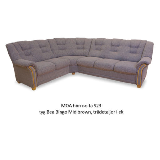 Moa Byggbar soffa Tela möbler