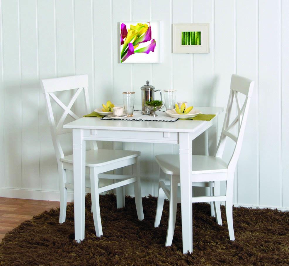 Paketpris. Talgö Matbord + två stolar. Östbergs Säng & Möbelhus. Möbler Borlänge