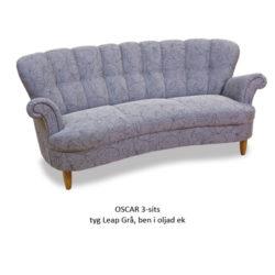 Oscar soffa - Tela möbler hos Östbergs Säng & Möbelhus