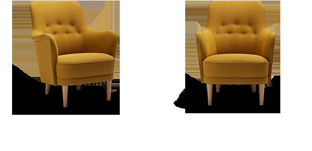 Buztic comåhlens fåtölj gul ~ Design Inspiration für die neueste Wohnkultur