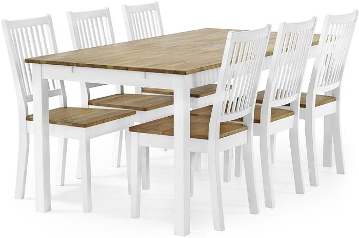 Emil Matbord/stolar Paketpris