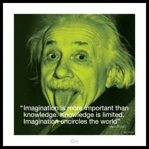 Tavlor Einstein Inredningsdetaljer