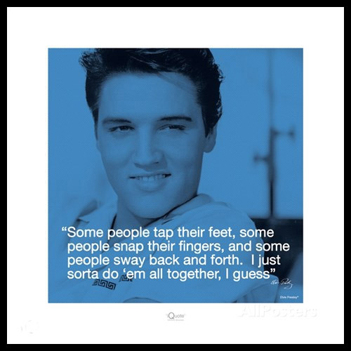 Tavlor Elvis Presley Inredningsdetaljer