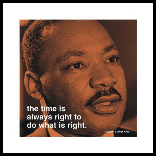 Tavlor Martin Luther King Inredningsdetaljer