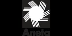 Aneta Belysning logo