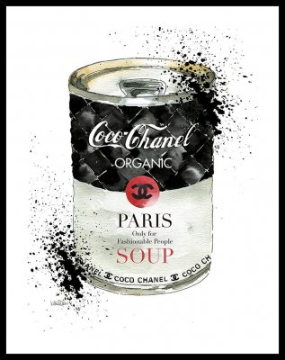 Fashion Soup Tavla