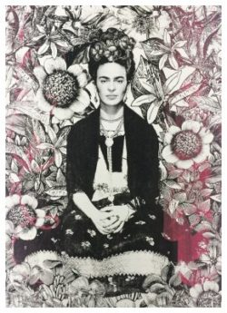 Flowered Frida