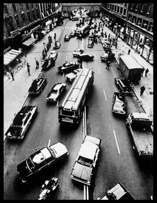 KungsgatanH 1967 Tavla
