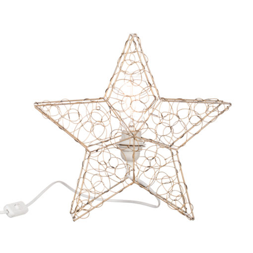 Lampa stjärna 35cm