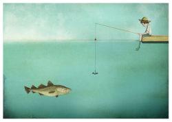 Fish Tavla Stormposter