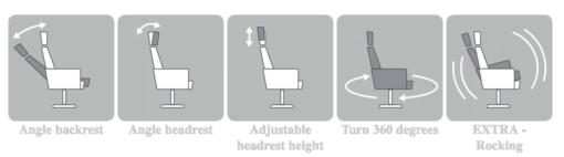 Avant Fåtölj Adjustable